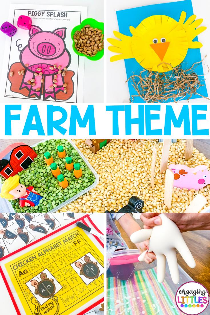farm centers for kids