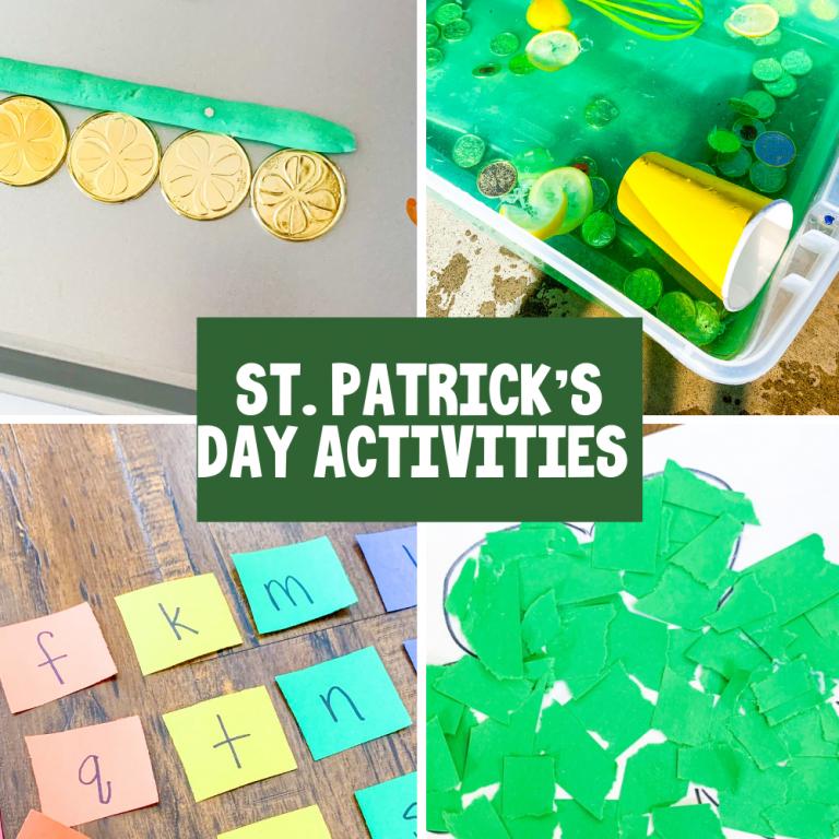 st. patrick's day kids activities
