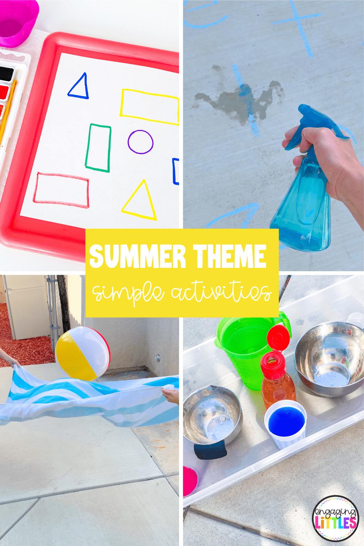 simple summer ideas