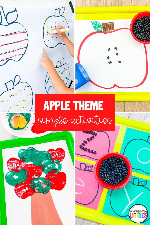 apple ideas for kids