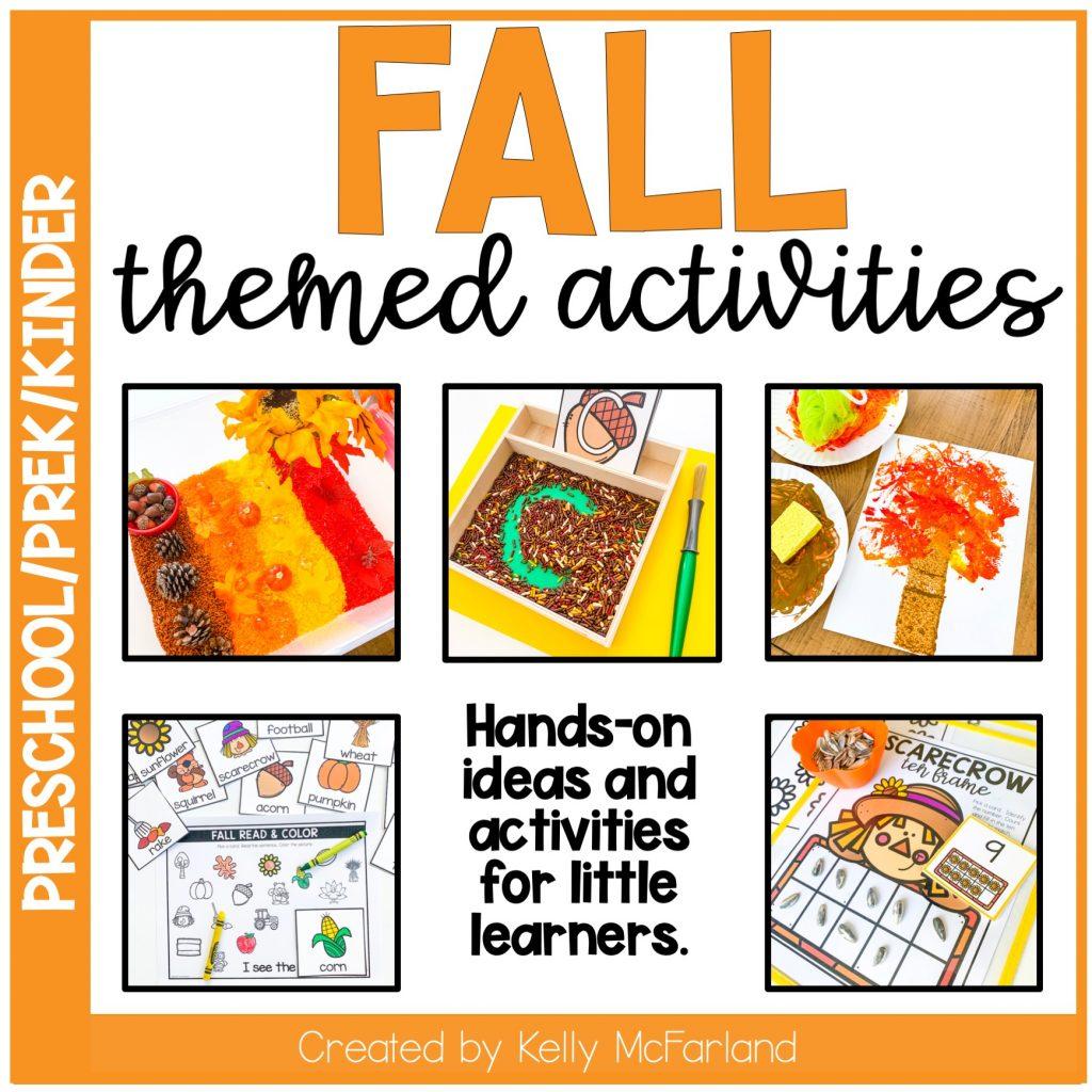 preschool fall centers