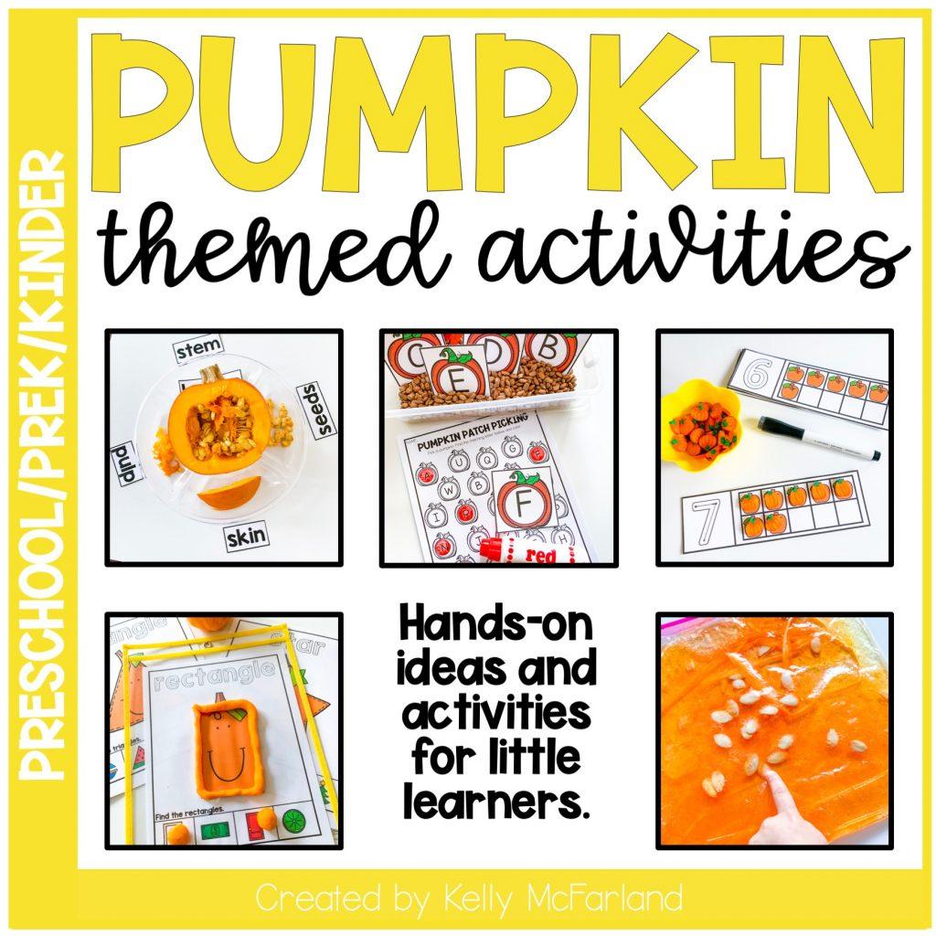 pumpkin centers for kids